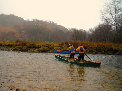 Exploring Scottish Lochs by Canoe