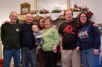 family portrait 2010