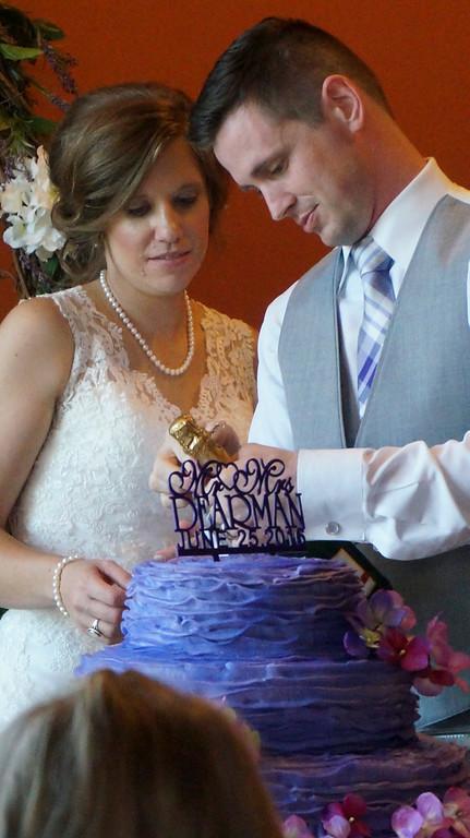 Heather and Jarrod wedding