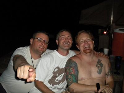 Ben, Ricky & Steve