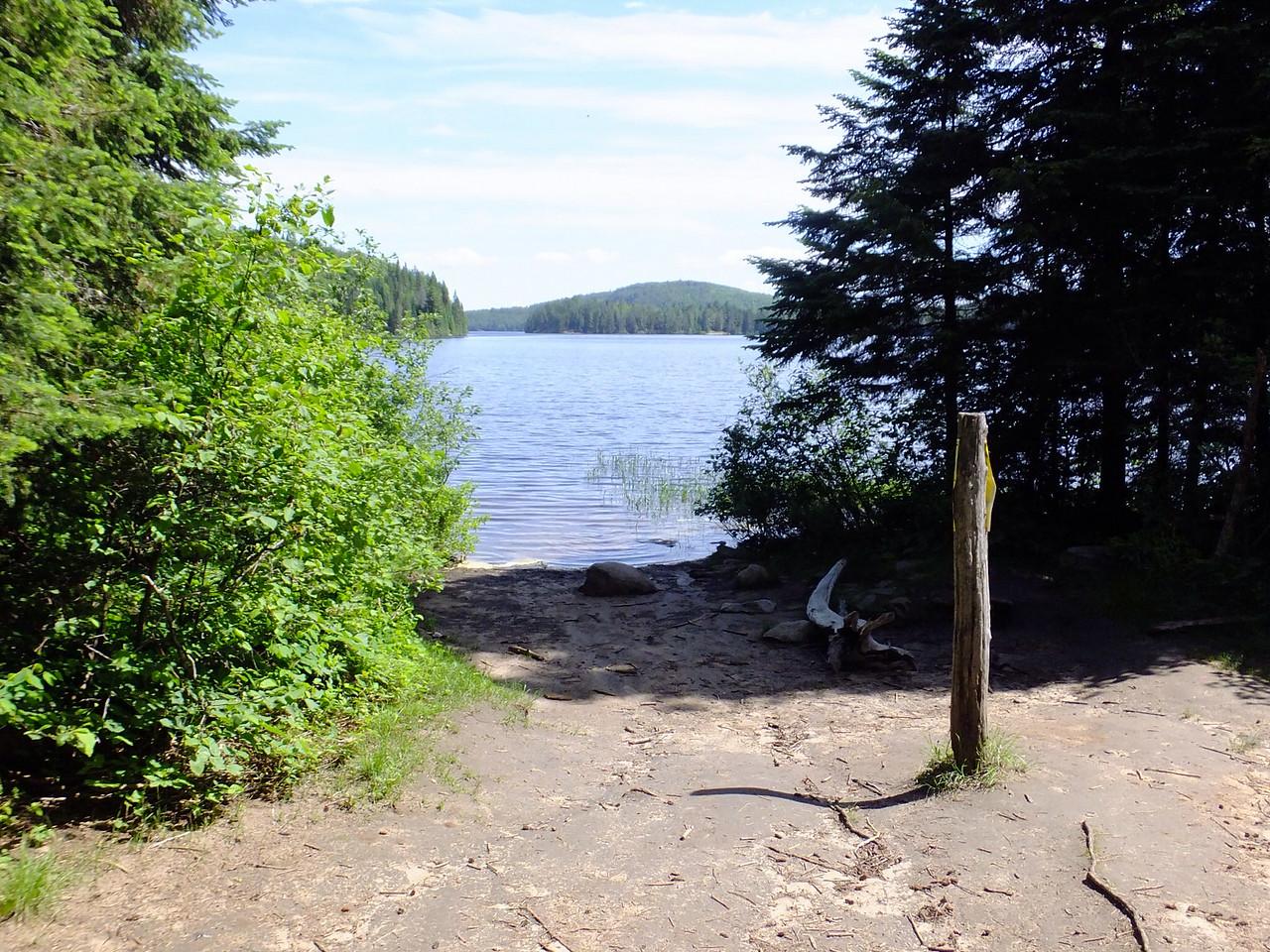 Goodbye Rock Lake