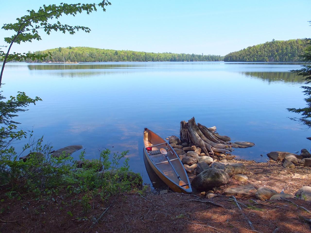 Burnt Island Lake
