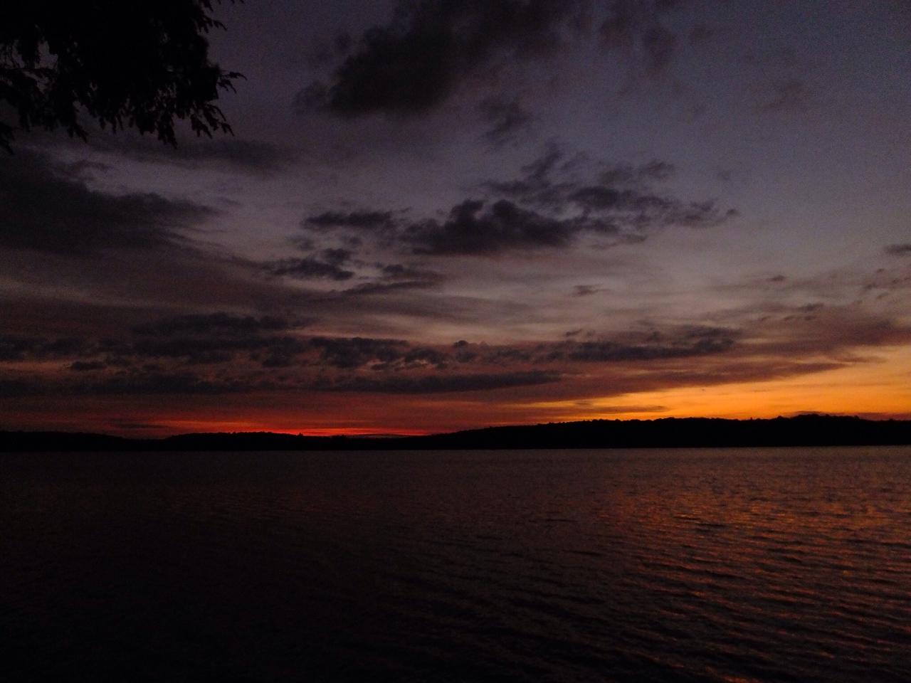 Before sunrise, McIntosh Lake