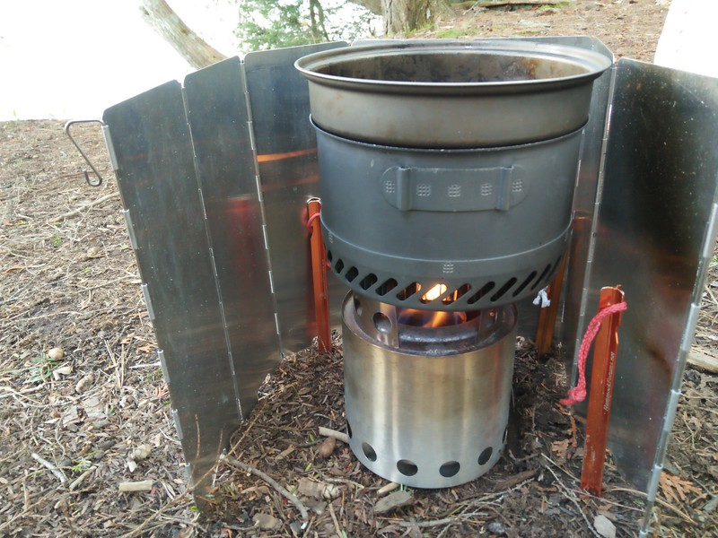 New pot