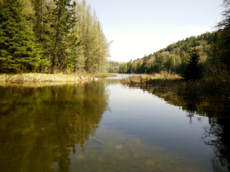 Passage from Hambone Lake