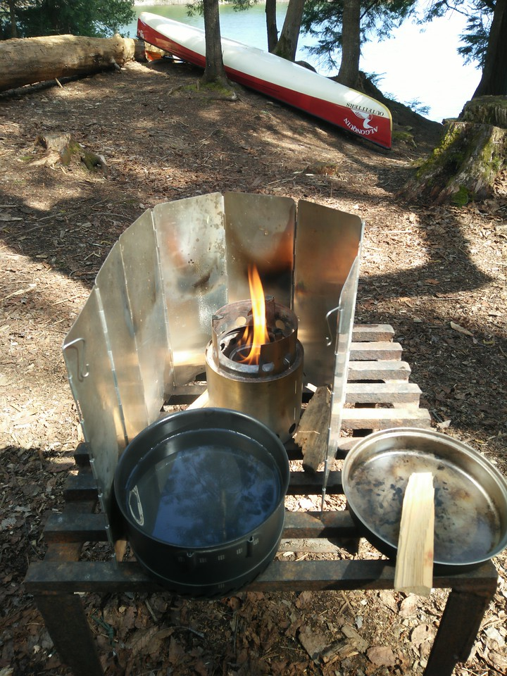 Playing with stoves