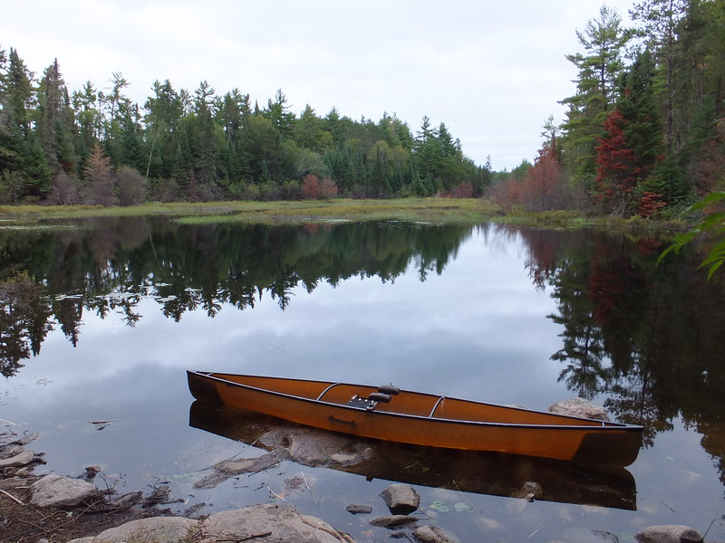 Souris River Tranquility Canoe