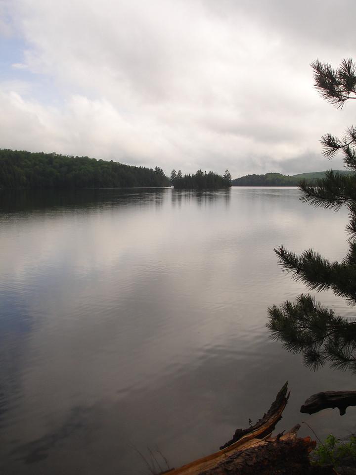 A rare calm between multiple deluges
