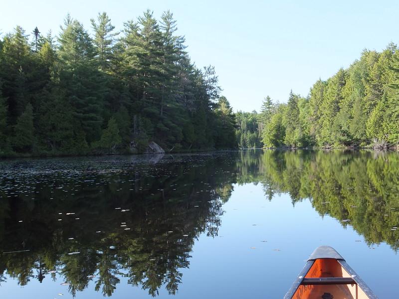 Why go canoeing?