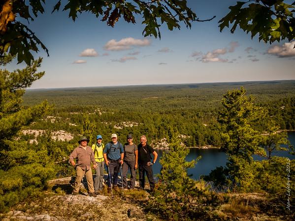 Grace Lake's Carmichael Viewpoint