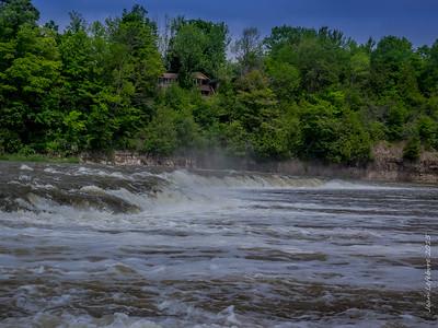 Benmiller Falls