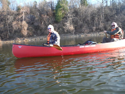 2016-04-19  Moyer's Landing to Riverbluffs Park
