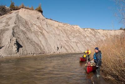 Nine Mile River March 2016 Peter Hafeman