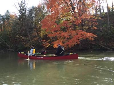 Nith River New Hamberg - Oct 23, 2016