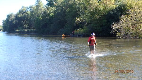 You don't really need a canoe