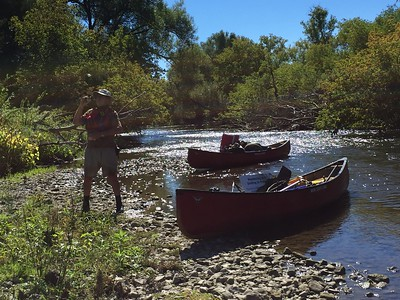 Speed River Clean-Up - September 2016