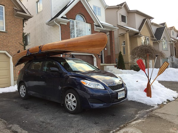 paddling season . . . always