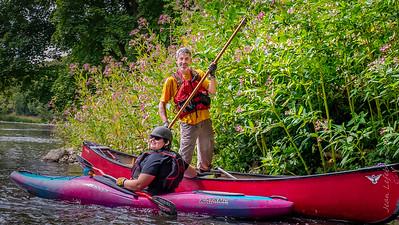 Pole it or Kayak it? Correct Answer: Canoe It!