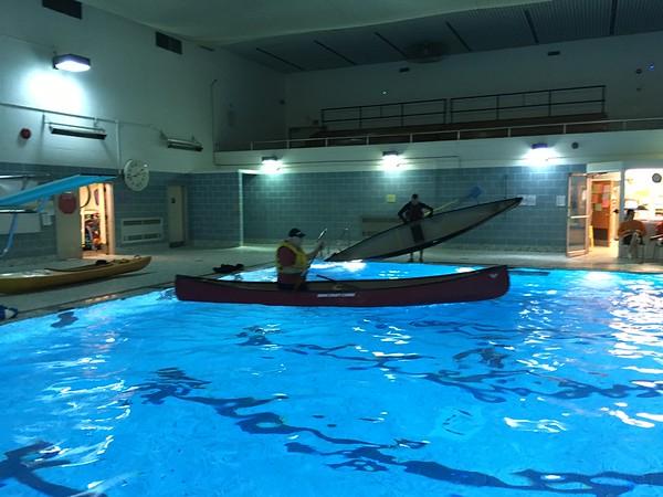 Pool - January 21, 2018