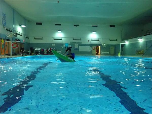 Pool - February 4, 2018