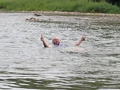 Saugeen River - 2018-07