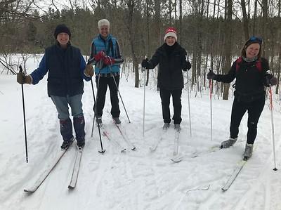 Schneider's Bush Skiing - March 2020