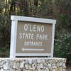 We all arrived at O'Leno State Park on Saturday, February 15, 2014, near High Springs, Florida,<br /> where we stayed until Wednesday, February 19, 2014.