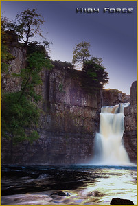 High Force England.