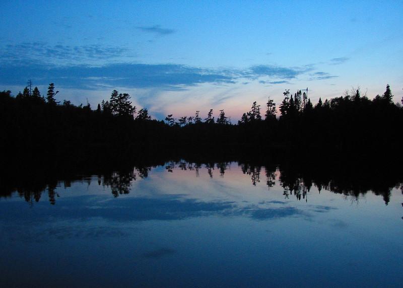 Gaskin Lake.
