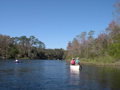 Feb 2005 FL Canoe trip