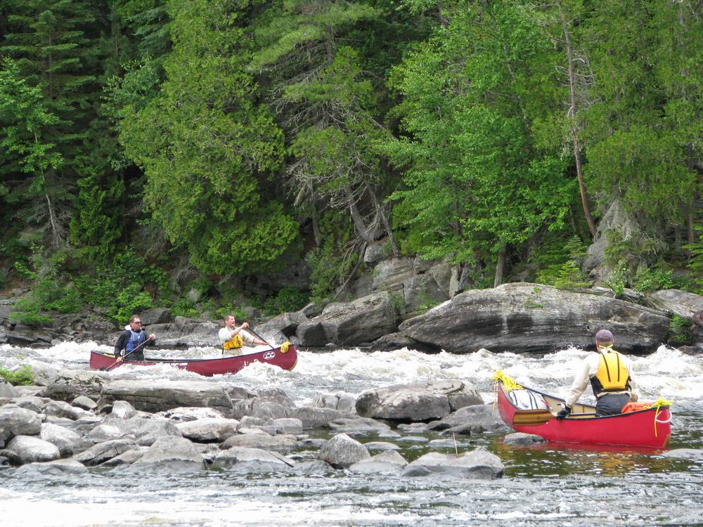 Dumoine River 2009 Photo by Tom Harman