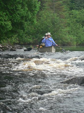 Sturgeon River 2009 Photos by: Jean Lefebvre
