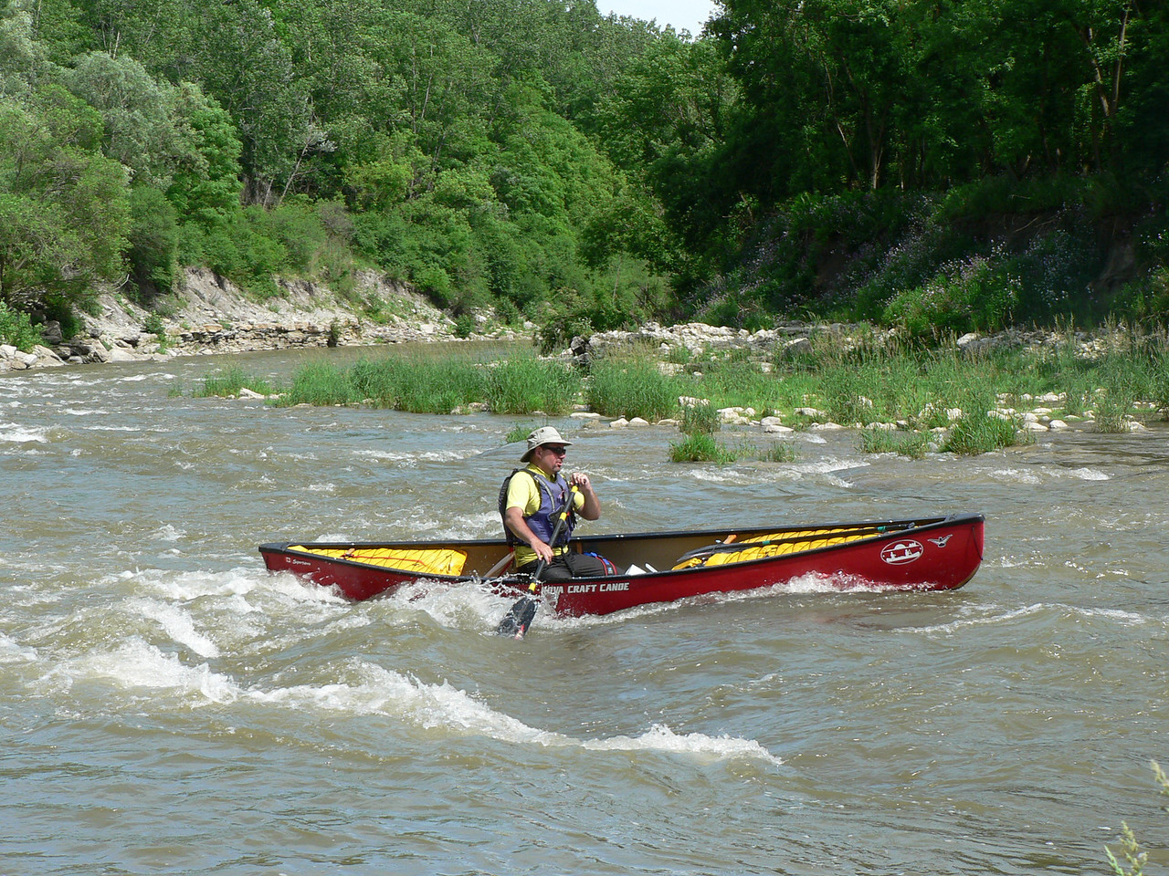 Nith River, Summer 2010 Photos by: Jean Lefebvre