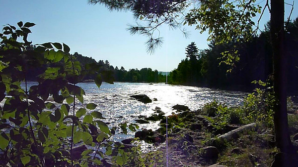 Madawaska River Photos by Jean Lefebvre