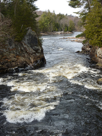 Magnetawan River 2010 Photo by Jean Lefebvre