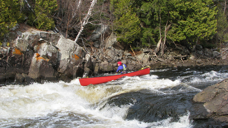 Magnetawan River 2010 Photo by Tom Harman