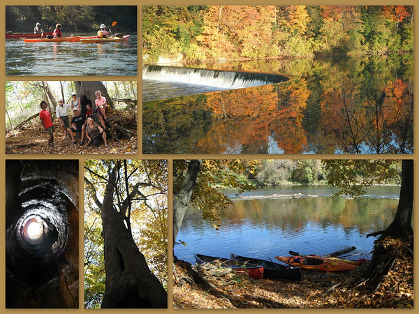 Collage - Grand River Cambridge to Paris Oct 11 Submitted by Judi Thompson