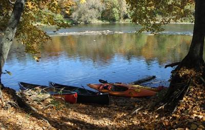 Grand River - Cambridge to Paris - Thanksgiving Day 2011 Photos by Judi Thompson