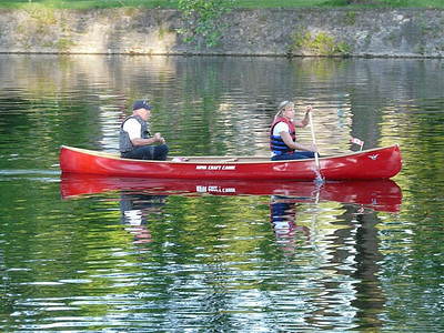 National Canoe Day, Riverside Park in Guelph Ontario