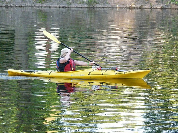 National Canoe Day, Riverside Park in Guelph Ontario