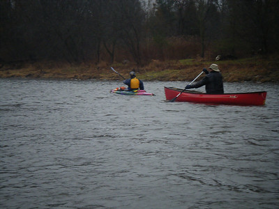 New years eve & new years paddle 024