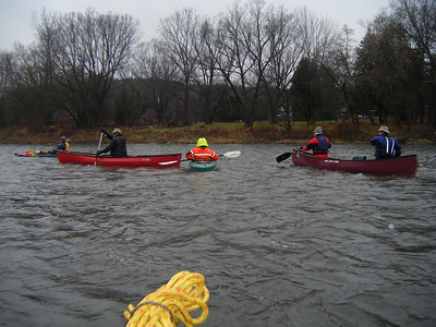 New years eve & new years paddle 023