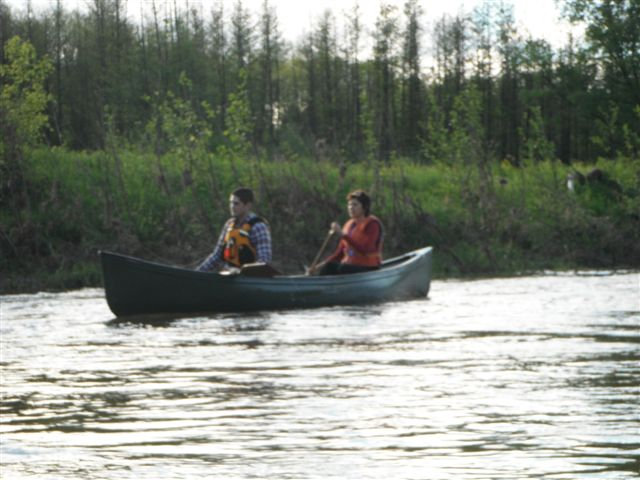 Nith End to End - Drumbo to Richwood May 24/11 Photos submitted by Judi Thompson