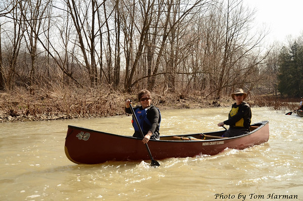 Ausable River 18-Mar-12 Photo by Tom Harman