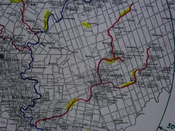 Map Guelph