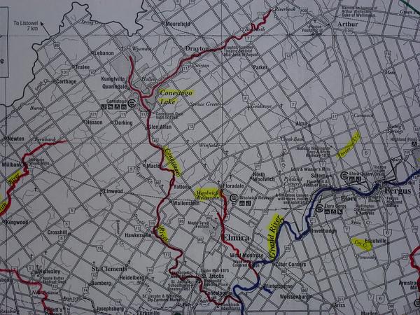 Map Floradale
