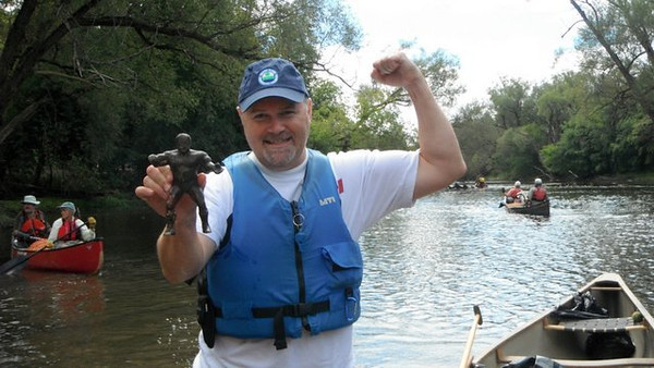 2012 River Clean Up Part of the Great Canadian Shoreline Clean-up. Speed River, Guelph Photos by Judi Thompson