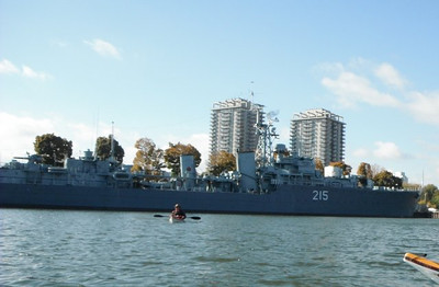Hamilton Harbour - Oct 21,12 Photos taken by Judi Thompson