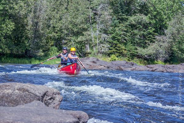 Island Rapid; Tom & Patty