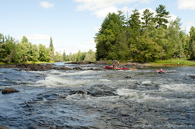 Photo by Tom Harman Island Rapid